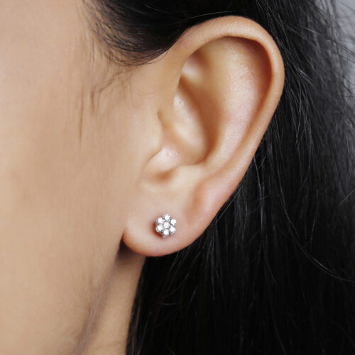 Lily Signature 3-in-1 Earrings