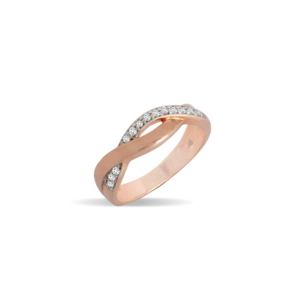 Linked Infinity Ring