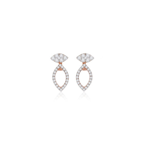 Marquise Signature 3-in-1 Earrings