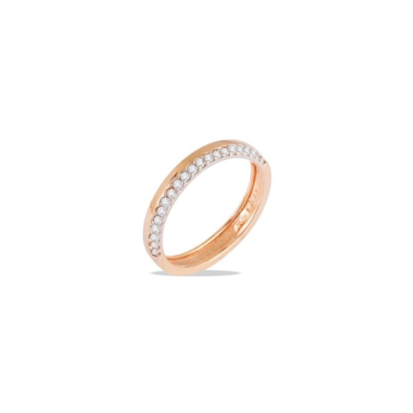 Two-Fold Gold Band Ring